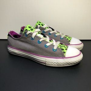 Converse All Star Chuck Taylor Double Tongue Shoes